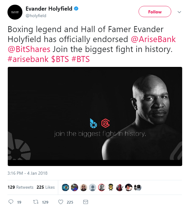 SEC Halts ICO for Fraud 'Decentralized Bank' Endorsed by Boxing Legend